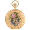 Antique Pocket Watch with Enamel