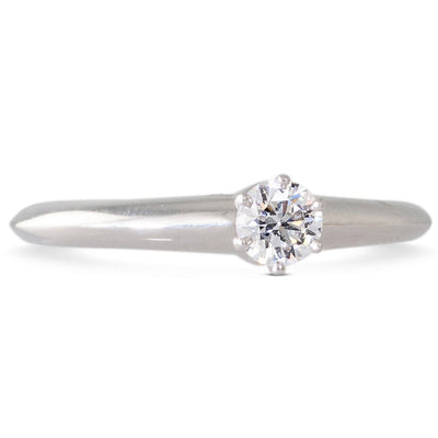 Tiffany & Co Classic Diamond Ring