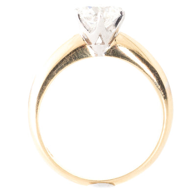 1.10ct Solitaire Diamond Ring
