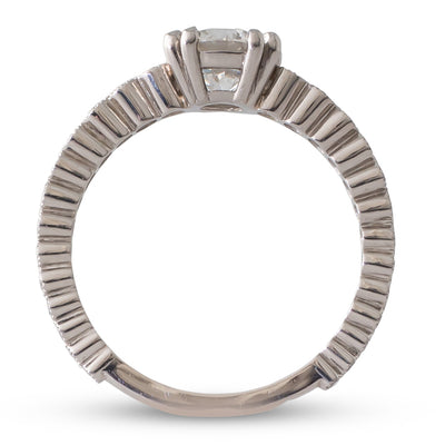 A 1.03ct Ring by Sebastien Barier