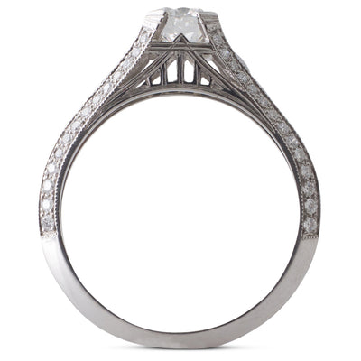 Sebastien Barier Diamond Ring