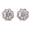 Diamond Studs Totalling 1.04ct