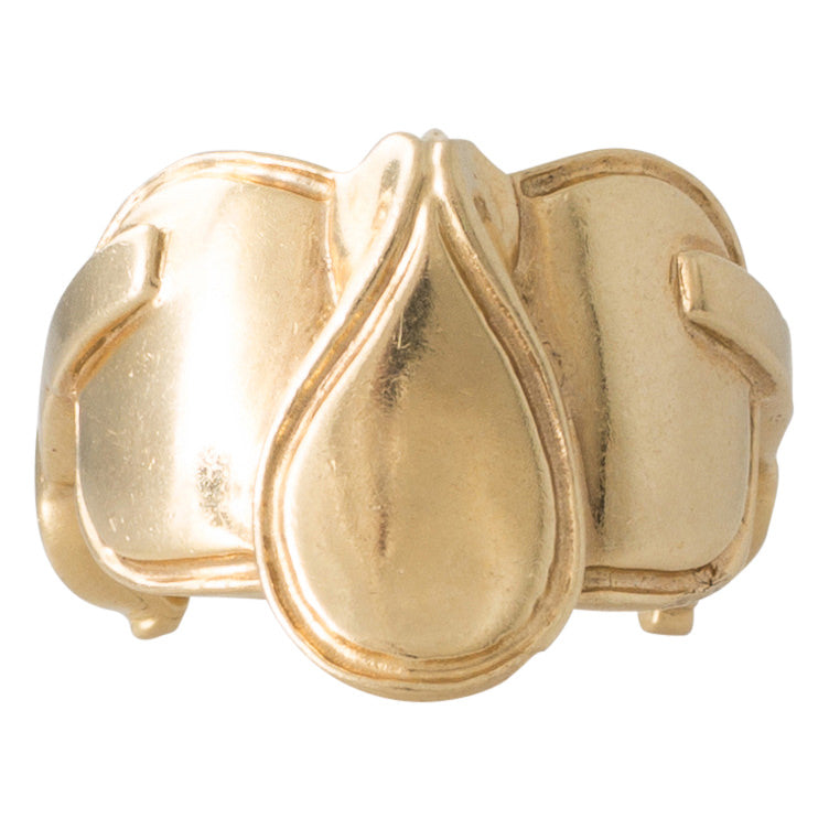Saddle & Stirrups Ring