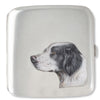 Art Deco Case with Dog