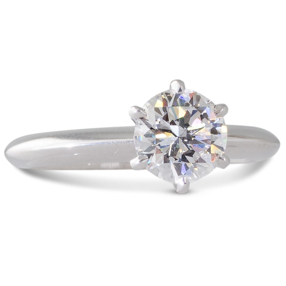 1.01ct Diamond Solitaire D VS2