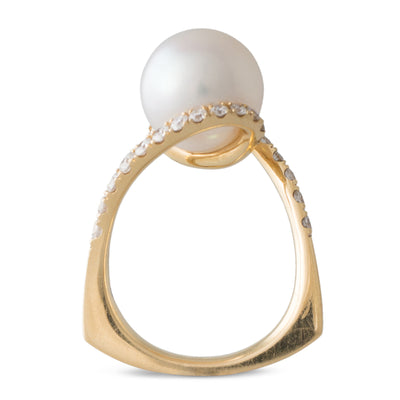 Kailis Angelic Ring  Gold