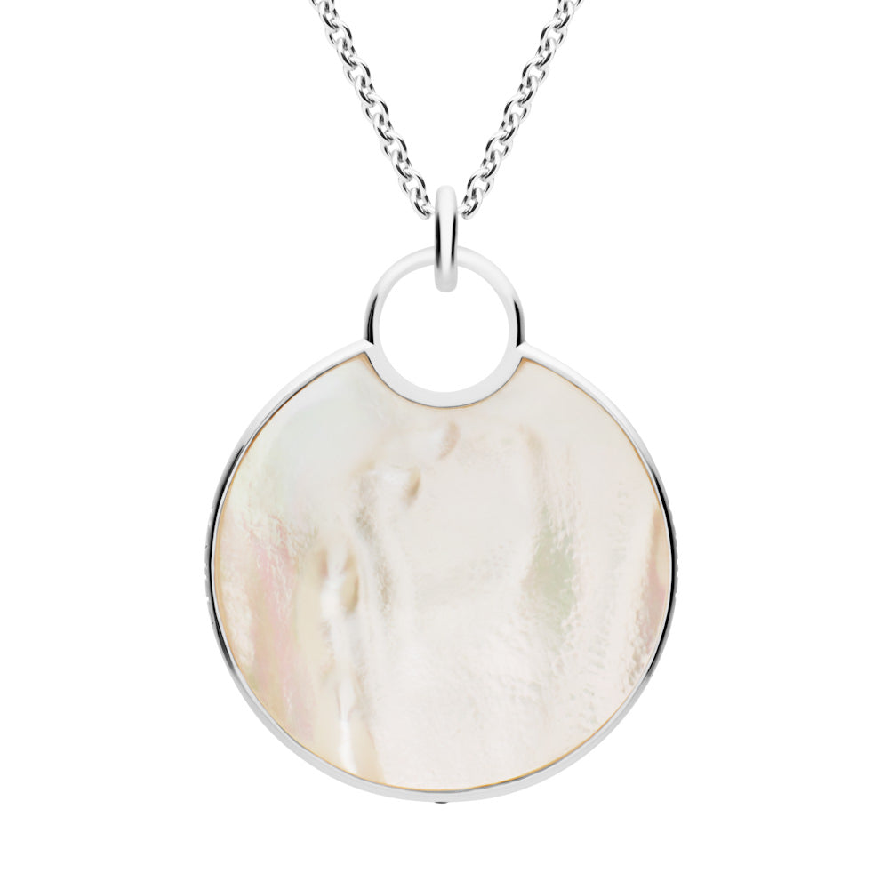 Kailis Large Reflection Pendant