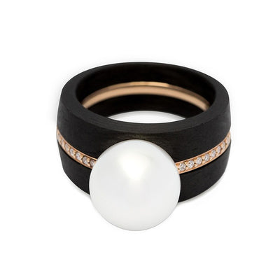 Kailis South Sea Moonbeam Ring