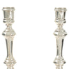 A Pair of George I Candlesticks
