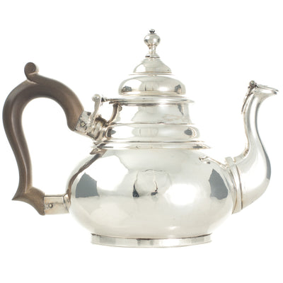 Queen Anne Teapot