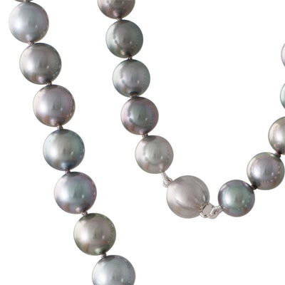 Shaded Tahitian Pearl Strand