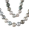 Shaded Round Tahitian Pearl Strand