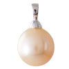 Gold South Sea Pearl Pendant