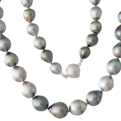 Semi-Baroque Shaded Tahitian Strand