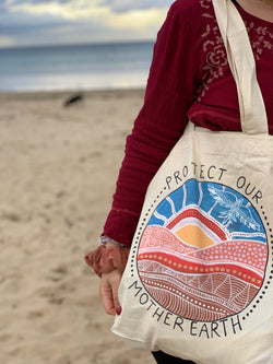 Protect Mother Tote
