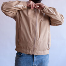Load image into Gallery viewer, VIN-OUTW-07416 Vintage unisex λεπτό bomber τζάκετ μπεζ L