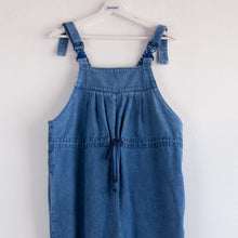 Load image into Gallery viewer, VIN-TR-06805 Vintage denim σαλοπέτα L-XL