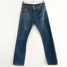 Load image into Gallery viewer, VIN-TR-07489 Vintage unisex denim παντελόνι Levi's 501 W32 L36