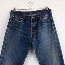 Load image into Gallery viewer, VIN-TR-06817 Vintage unisex denim παντελόνι Levi's 501 W38 L34