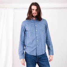 Load image into Gallery viewer, VIN-SHI-05129 Second hand flannel πουκάμισο unisex L