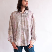 Load image into Gallery viewer, VIN-SHI-07226 Vintage πουκάμισο crazy pattern πολύχρωμο unisex 2XL