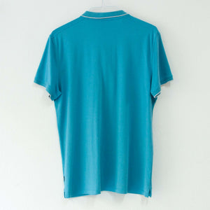 VIN-TEE-02423 Second hand t-shirt σιέλ Calvin Klein