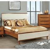 Hank Upholstered Platform Bed