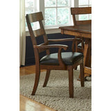 Hayashi Upholstered Arm Chair