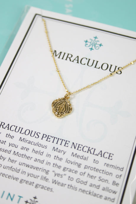 Miraculous Petite Necklace