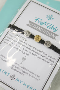 First Holy Communion Bracelet for Kids