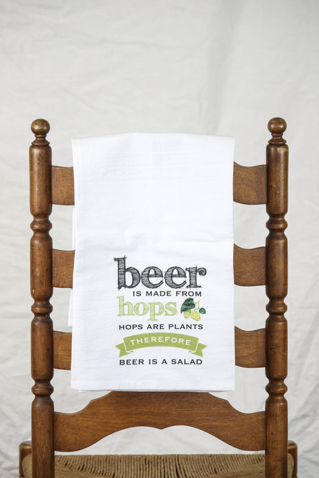 Beer Dish Towel