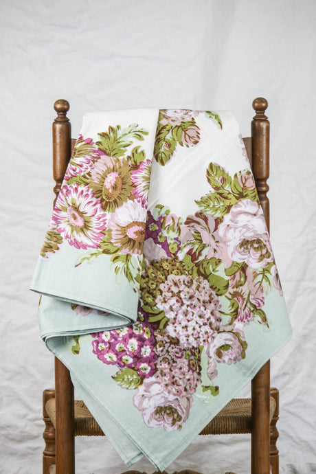 April Cornell Spring Gathering Table Cloth
