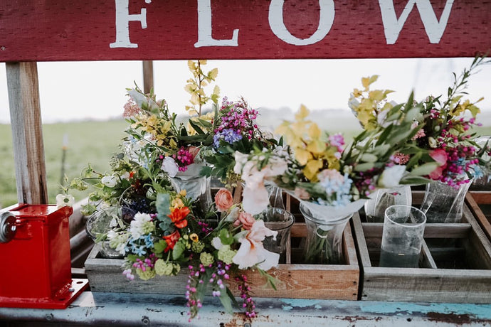 Flower Stand Bouquet