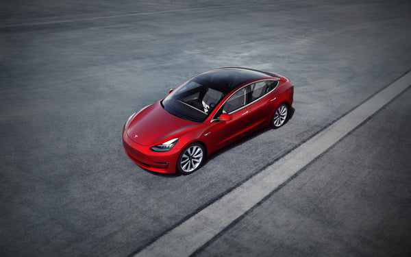 Tesla Model 3 Awards