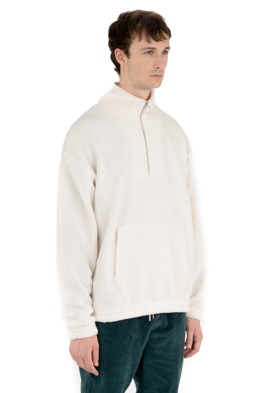 Teddy Half Zip 2.0