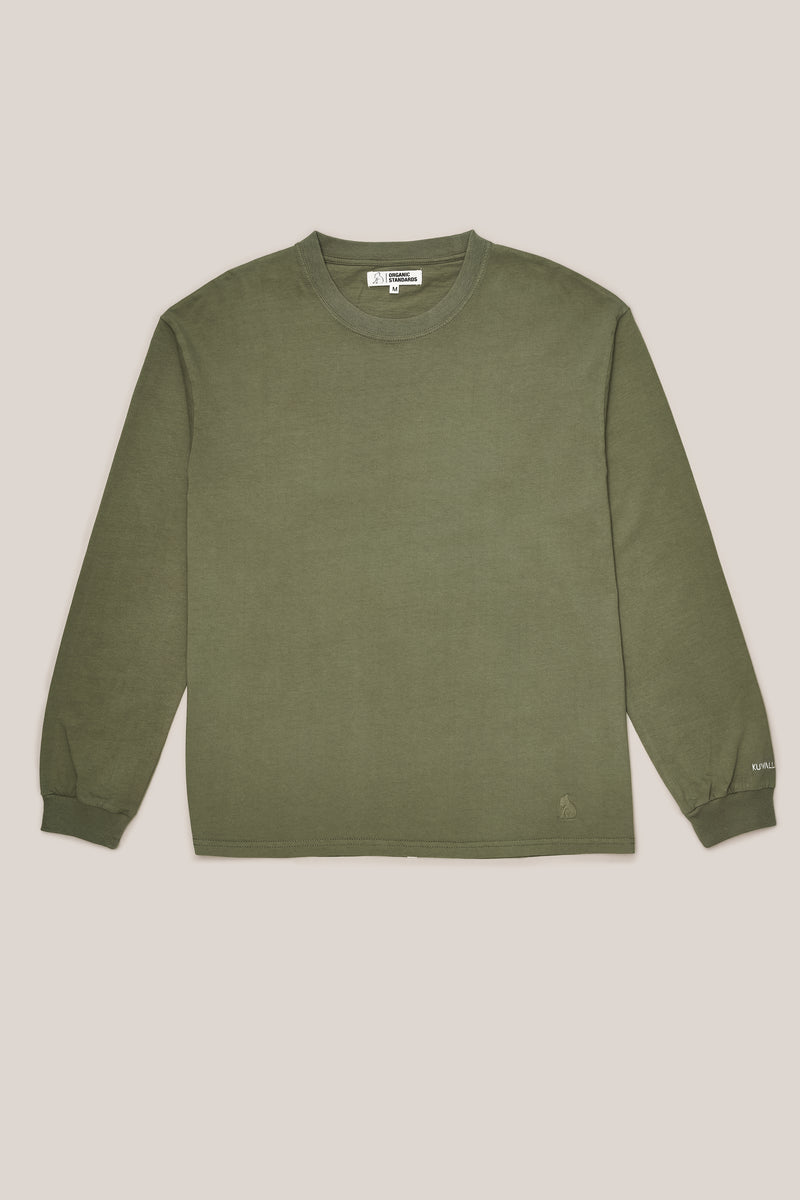 Organic Vintage Long Sleeve