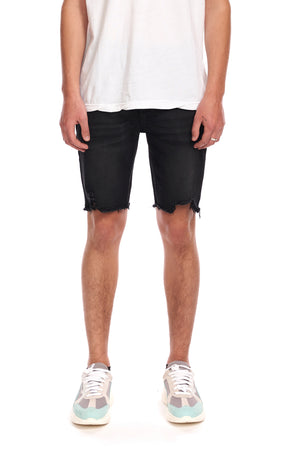 Kamikaze Denim Short 2.0 Black