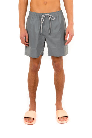 Reflective Swim Trunks