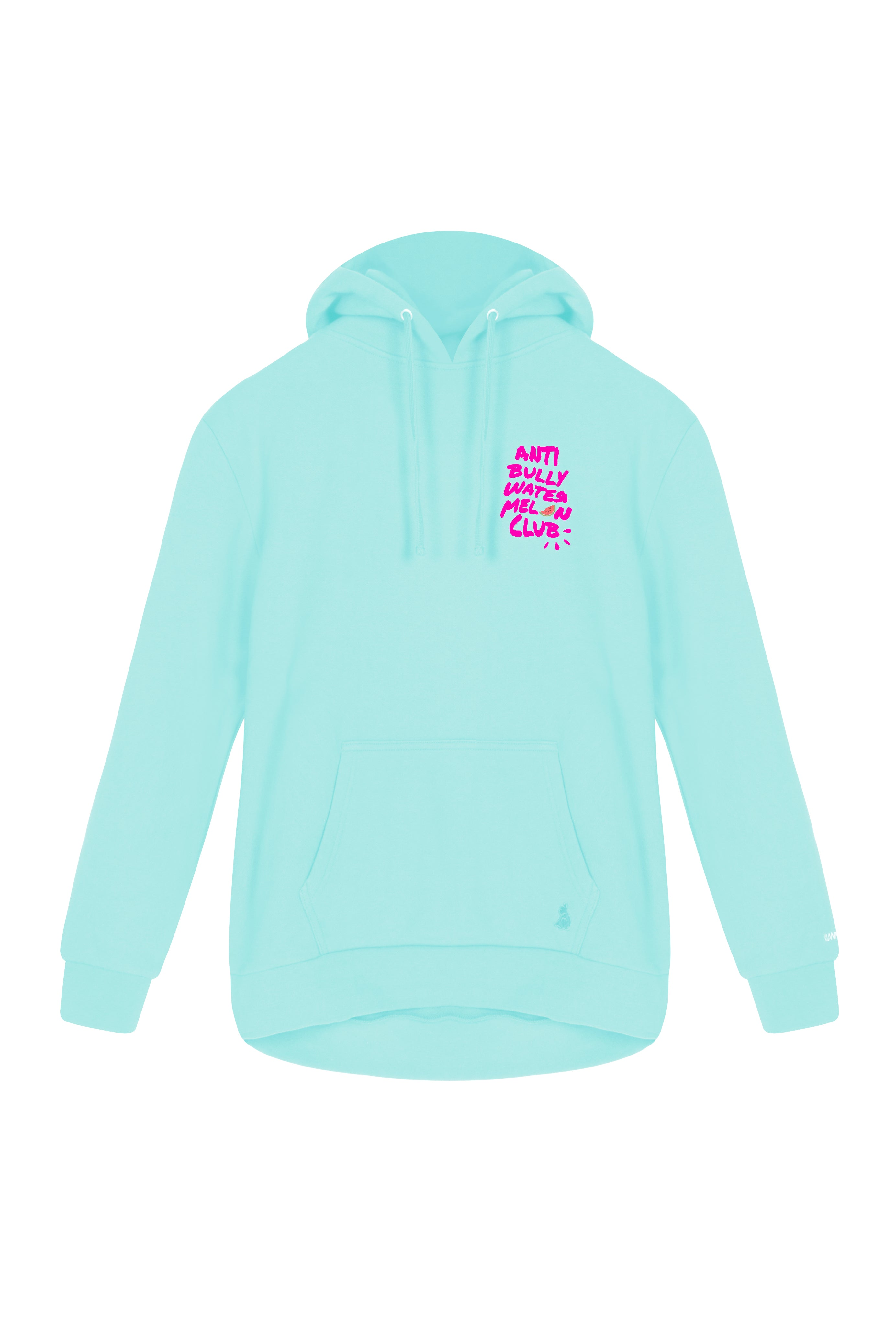 Perfect Hoodie Turquoise