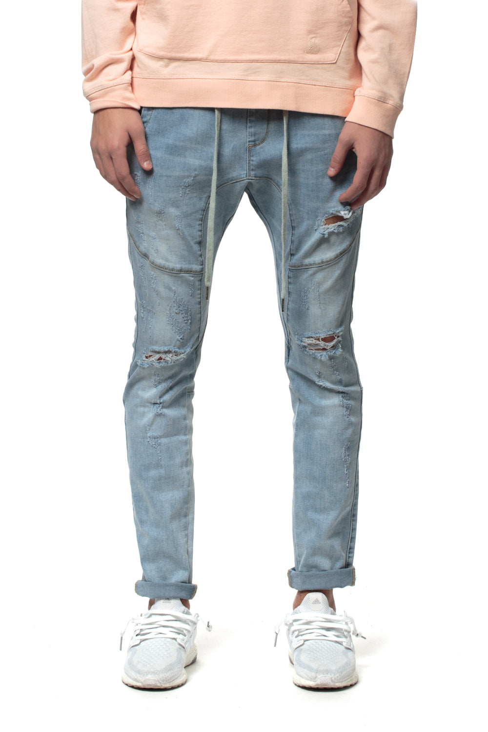 Shotgun Denim Trouser Cloud Blue