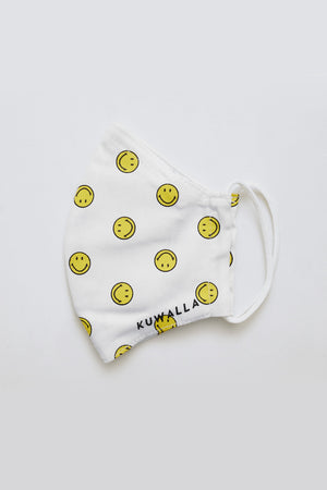 Smiley Mask Women's