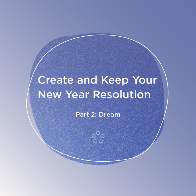 [FREE VISION BOARD] Create and Keep Your New Year Resolutions, Part 2/3