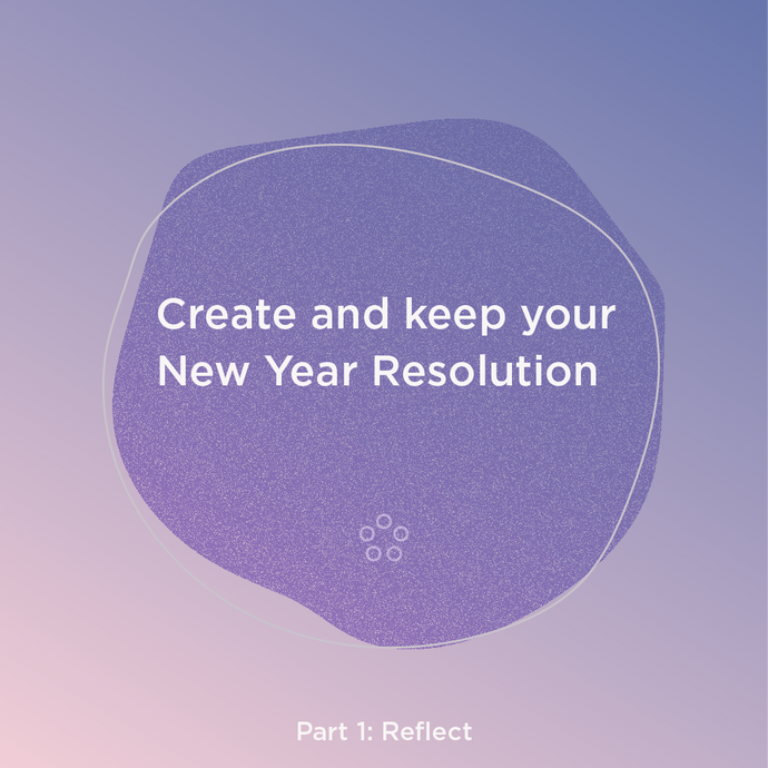 [FREE Printable] Create and Keep Your New Year Resolutions, Part 1/3