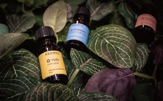 """What kind of essential oil should I choose?"" - Aromeo Consultation"