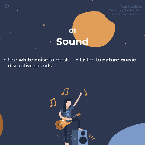 Your Guide to Creating the Perfect Sleep Environment - Sound