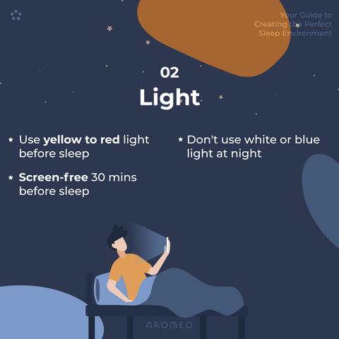Your Guide to Creating the Perfect Sleep Environment - Light