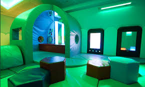 sensory room airport uk
