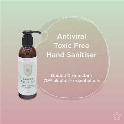 Antiviral Toxic-Free Hand Sanitiser - Miscato