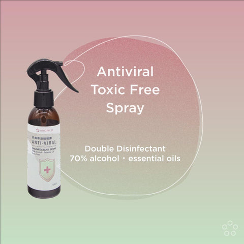 Antiviral Toxic-Free Disinfectant Spray - Miscato
