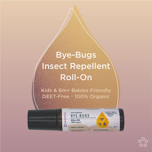 Bye-Bugs Insect Repellent Roll-On - Aromeo